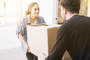 mudando cajas a tu depa o casa